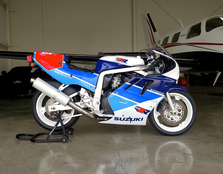 GSX-R750RR