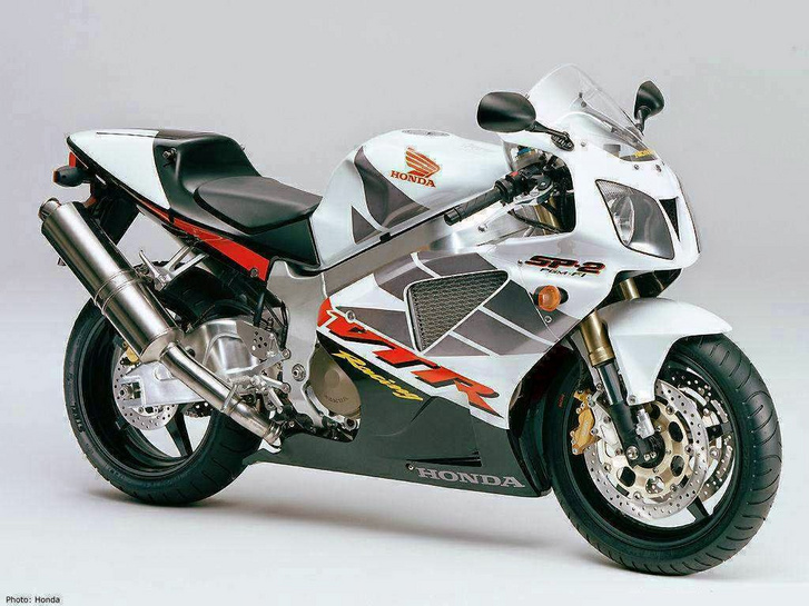 Honda VTR1000 SP2