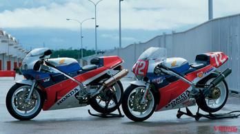 Európában is kaphatóak lesznek a Honda RC30-hoz újragyártott alkatrészek