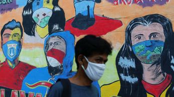 Világjárvány: már több mint 34 millió fertőzött