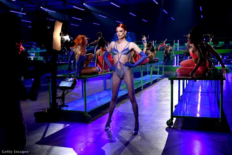 Gigi Goode sem szégyenkezik, már csak azért sem, mert idén az egyik döntős volt a RuPaul's Drag Race-ben.