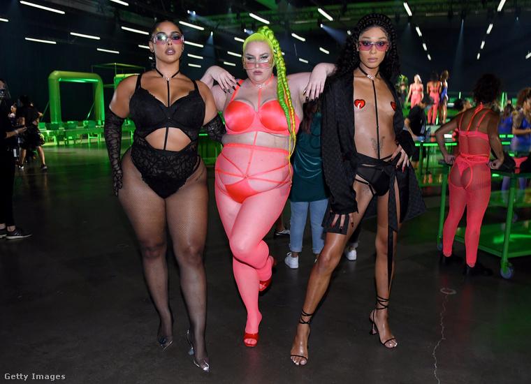 Ők Tabria Majors, Margie Plus és Memphis Murphy, és a kép alapján azt feltételezem róluk, hogy ők nem értenek egyet azzal, hogy bárkinek szégyenkeznie kéne amiatt, hogy milyen a teste.