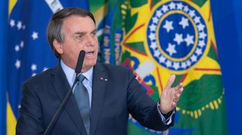 Tűztagadó a brazil elnök, pedig lángokban áll az Amazonas vidéke