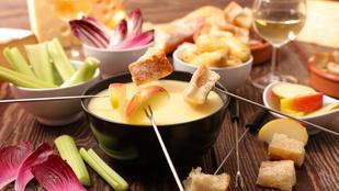 Ha van otthon néhány maradék sajtcsücsök, készíts fondüt, mutatjuk, hogyan!