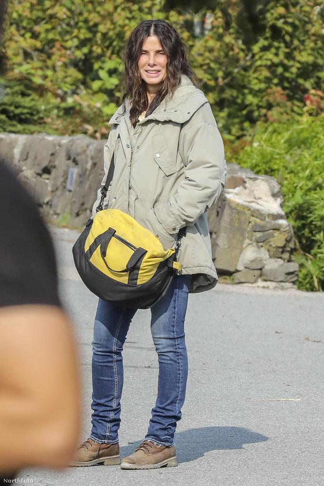 Az 56 éves színésznő egy Ruth Slater nevű nőt játszik az Unforgiven című brit minisorozat alapján készülő filmben