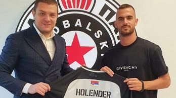 Magyar válogatott labdarúgót igazolt a Partizan Beograd