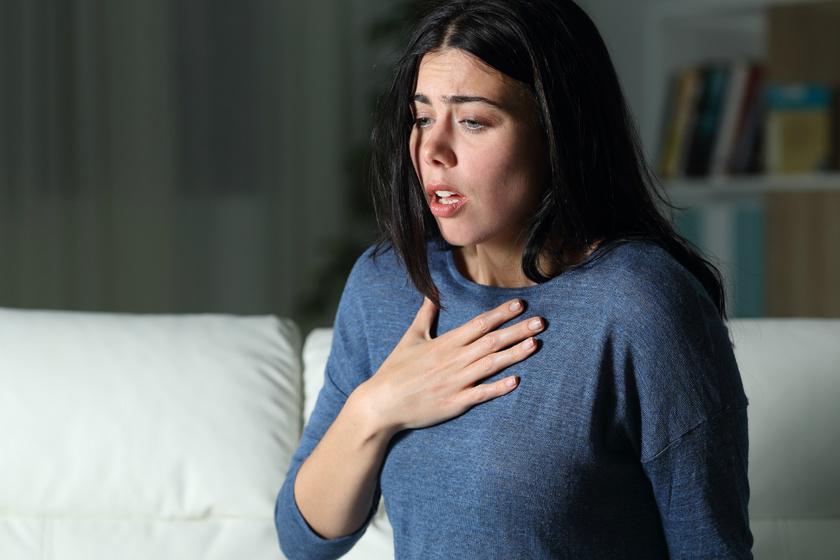 Pulzusemelkedéssel is járhat a krónikus légszomj: nem csak a koronavírus okozhatja