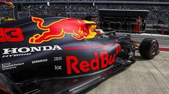 A Red Bull nevére veszi a Honda versenymotorját