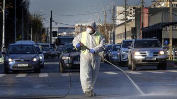 Romániában több mint 481 ezer munkahely szűnt meg a koronavírus miatt