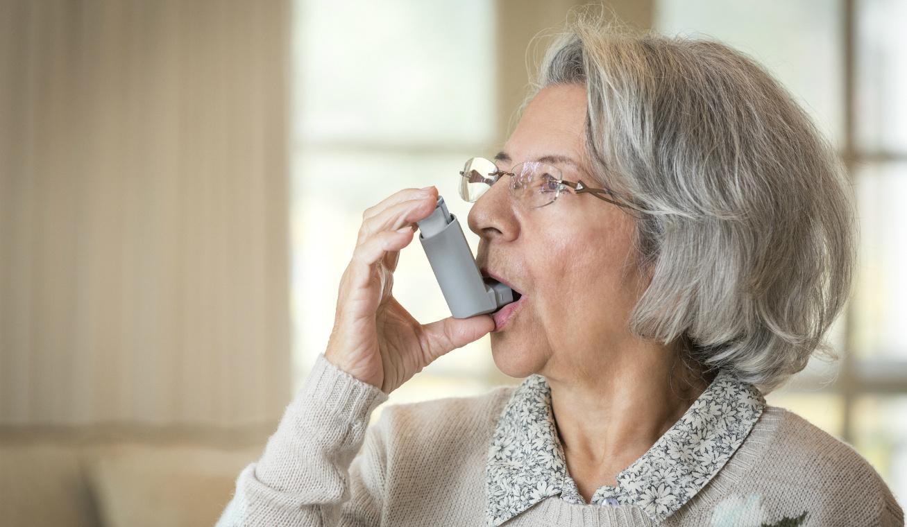 felnőttkori asztma
