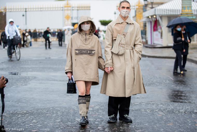 5. Maisie Williams & Reuben Selby