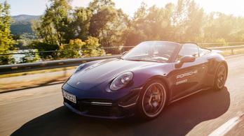 Porsche tesztnap