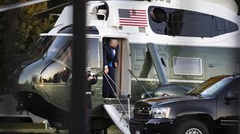 Donald Trump állapota súlyosabb lehet a közöltnél