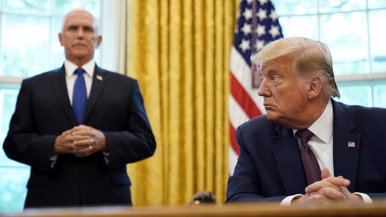 Vészforgatókönyvek Trump cselekvőképtelenségére