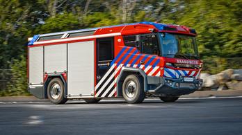 Átadták az első BMW-motoros tűzoltóautókat