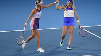 Nyolcaddöntős a Garroson a Babos, Mladenovic páros