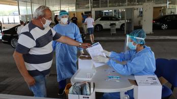 Napi kétezer új koronavírus-fertőzöttet regisztrálnak Romániában
