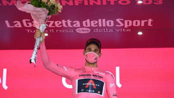 Valter Attila a 90. helyen zárt a Giro d'Italia nyitó szakaszán