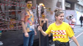 Fáklyás futást és zenés tüntetést tartanak az SZFE autonómiájáért