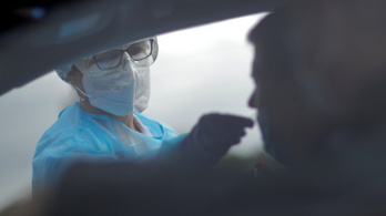 Egy nap alatt csaknem 17 ezer új koronavírus-fertőzöttet regisztráltak Franciaországban