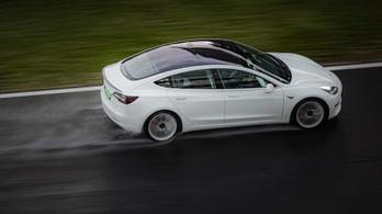 Rekordszámú autót adott át a Tesla a harmadik negyedévben