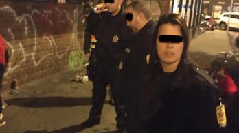 Közteresek fújhattak le paprikaspray-vel hajléktalanokat, nyomoz a rendőrség