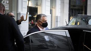 Orbán: elegünk van a vírusból, de neki még nincs elege belőlünk