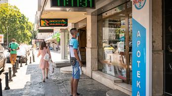 Nem tartós a fertőzöttek számának csökkenése a Nyugat-Balkánon
