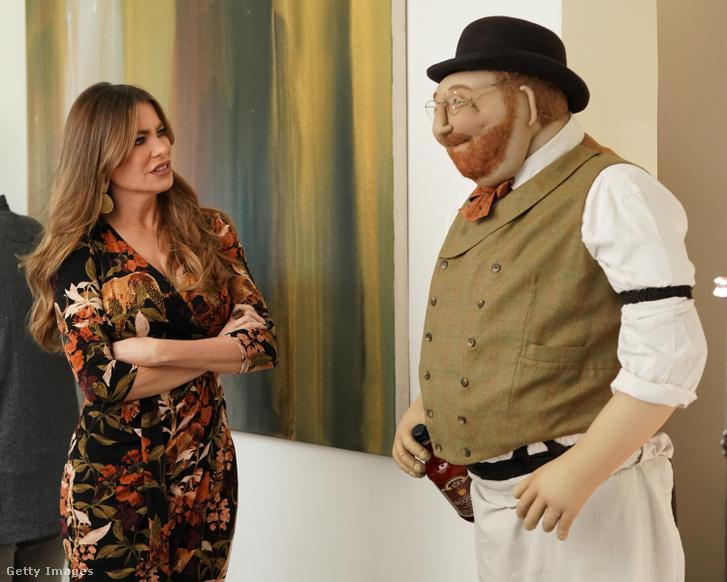 Sofia Vergara a Modern Család egyik epizódjában