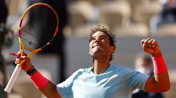 Tovább menetel a címvédés felé Rafael Nadal a Roland Garroson