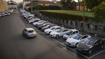 Norvégiában már tízből nyolc új autó elektromos