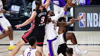 Mégis emlékezetes marad ez az NBA-döntő
