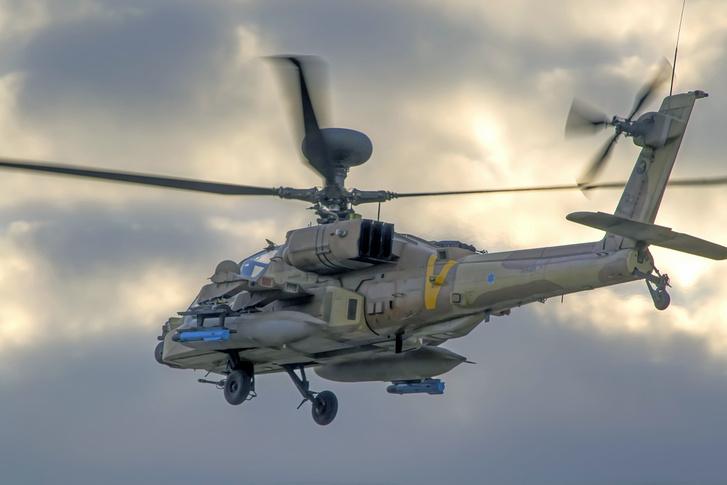 Izraeli AH–64 Seraph