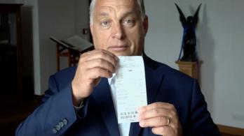Elnézi Orbán Viktor Tippmix-reklámját a versenyhivatal