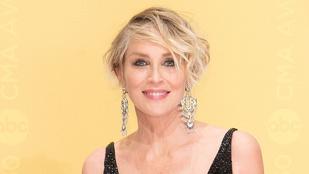 Letörölték Sharon Stone-t egy társkereső oldalról