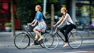 Így válassz biciklit, hogy ne fájjon a hátad