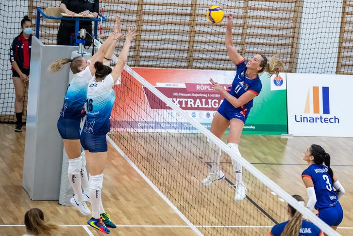 Az új szerzemény, Sanja Popovic-Gamma (11) volt a Vasas legeredményesebb játékosa