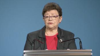 Müller Cecília és az operatív törzs: Mindenhol növekszik a fertőzöttek száma