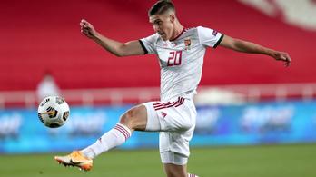 Sallai csak a bolgárok ellen játszhat a válogatottban