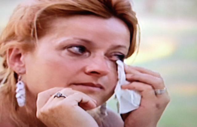 Szilvi okozta a műsor első drámáját