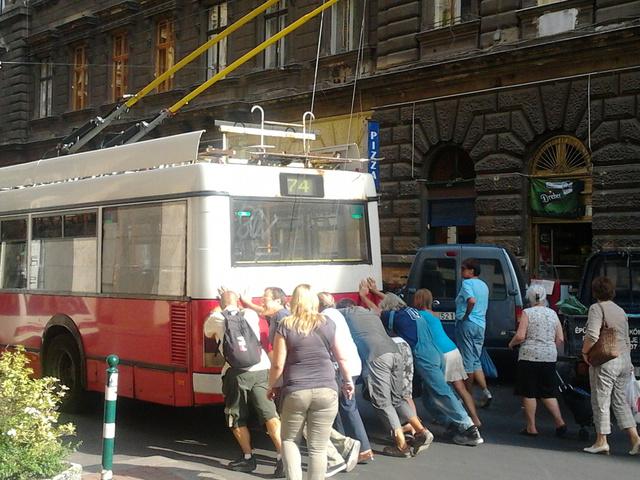 Egy újabb remek buli Budapesten