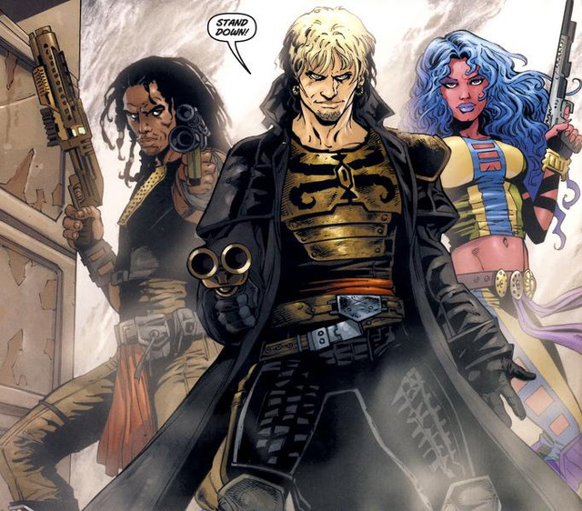 Legacy - Jariah Syn, Cade Skywalker, Deliah Blue