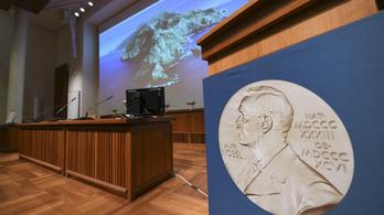 Idén a Nobel-díj-ceremónia is elmarad