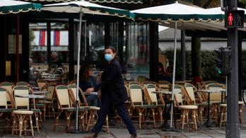 Bezárnak a bárok, a sporttermek és az uszodák Párizsban