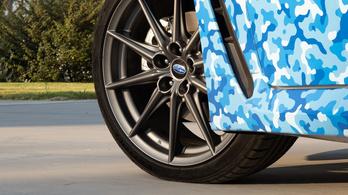 Még az idén leleplezik az új Subaru sportkocsit