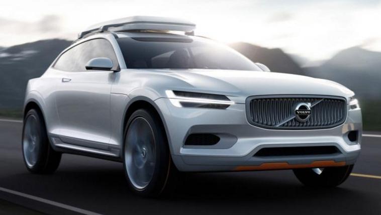Lesz kisebb Volvo, de csak elektromos hajtással