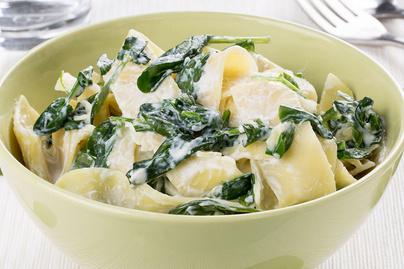 20 perces ricottás-spenótos tészta - A citromtól lesz igazán friss és könnyed