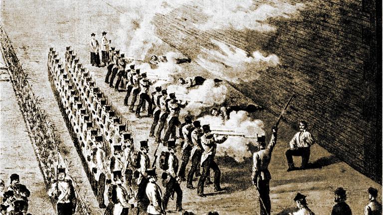 A halál oka: felségsértés és lázadás – Arad 171