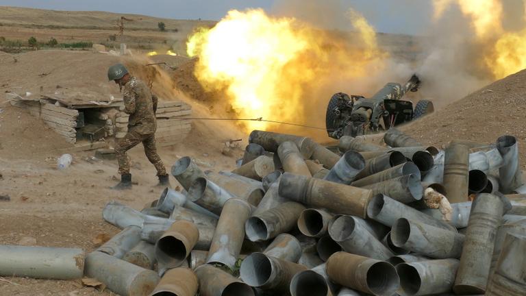 Török–orosz háború is lehet Hegyi-Karabahból