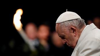 Kamarására bízza a vatikáni pénzügyek felügyeletét Ferenc pápa